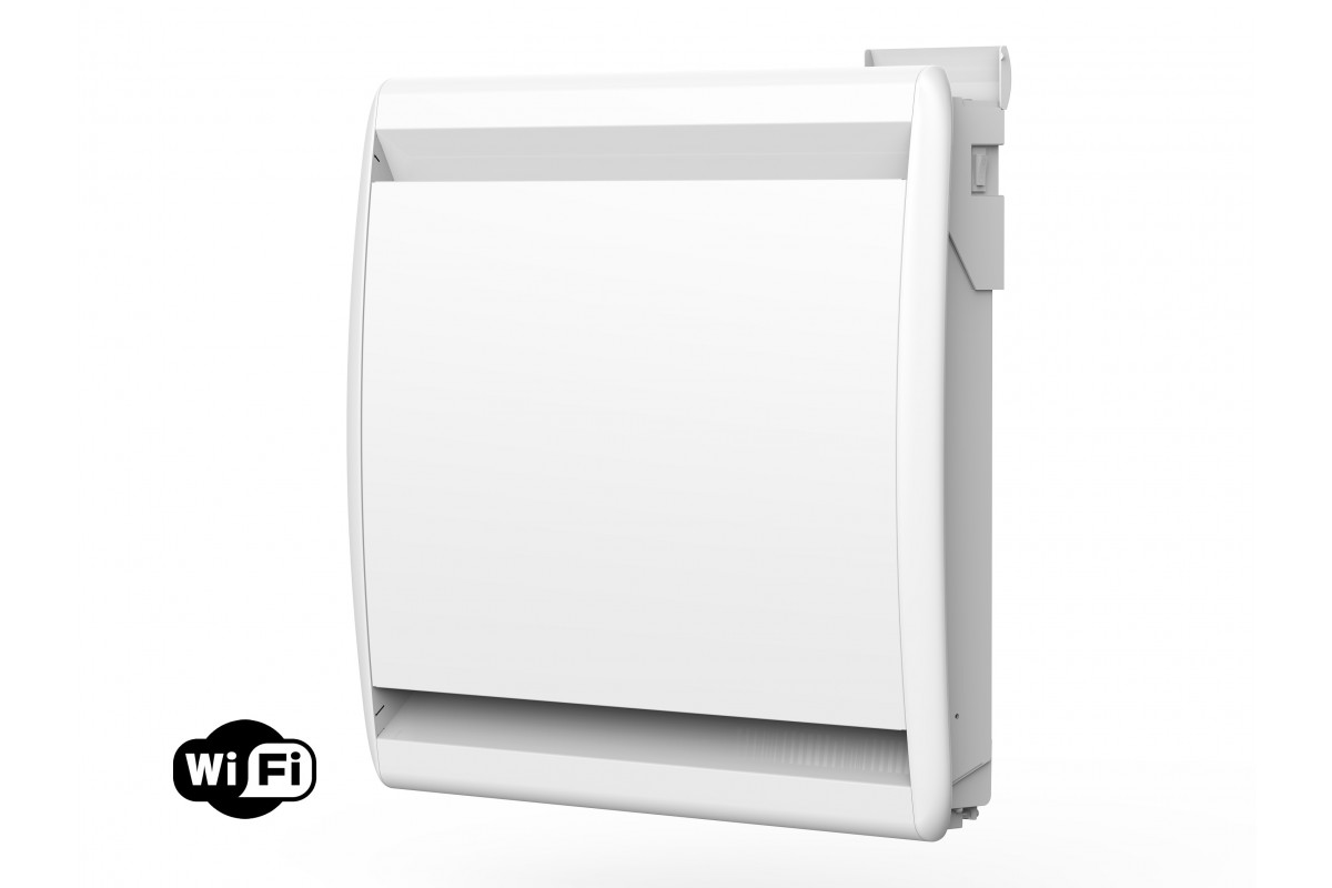 Digital inertia radiator with cast iron plate and mica film 1000W with wifi control Ceramica A1000
