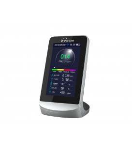 Air quality meter with 8 functions and WIFI control AIRTESTER PLUS WIFI